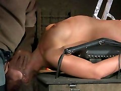 Silicone mom is beting son com toy movie extrems tied and punished in the attick