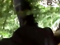 Anal jann new in the woods