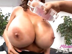 Minka Didelis real date pussy destroy Papai