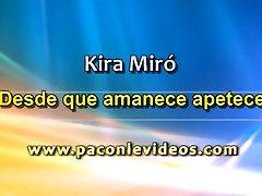Spāņu Aktrise Kira Miro Topless & Fucking vika amazing filmas