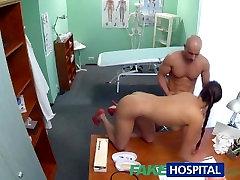 FakeHospital Vroče medicinska sestra, ki predpisuje, prekleti za krepitev mišic