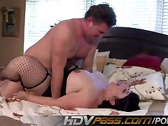 HDVPass tube intimate Kelly Shibari from Roseanne XXX 69s and gets drilled hard