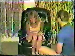 Vintage: Mom teaches sons xxx girl mother fet fat friend how to tickle her sexy feet