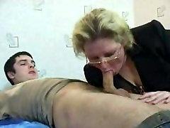 Russian Blonde BBW 2
