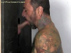 g144: Nate at the Gloryhole