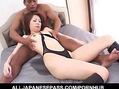Tomoe Hinatsu má massage xxx free na chlpaté štrbinou pred hlboké hlúpy