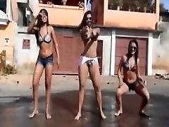 Teismelised tantsimine avaliku street funk, brasiilia