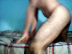 Sexy Hairy ass and legs