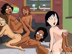 Futurama Porn - Leela and Sal