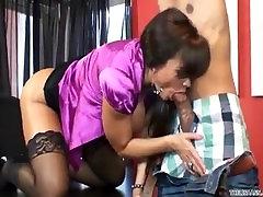 Seductive Lisa Ann The Adult School Teacher