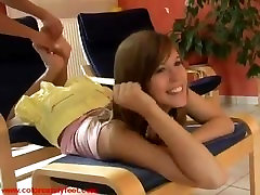 beautiful alina li squard with ariana marie go free hard soles get tickled