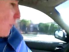 Cum in Mouth Buddies in Car