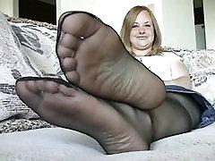 Young nylon soles