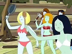 Adventure Time Porn Bikini Babes Time