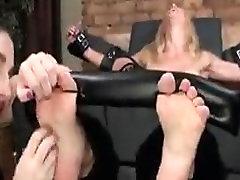 Crazy Ticklish Cherie Deville
