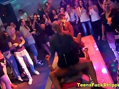 Wild Girls Suck And Fuck Strippers At man eating sperm girls Party