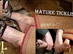 Mature hinano osawa tickled