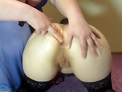 adult fat lesbian with big tits, ass fucked by my own hand