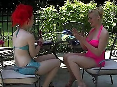 Fetish Birthday Sex Outdoors
