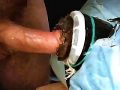 pumping more sperm in her