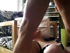 Nieves from 1fuckdate.com - Mature amateur wife blowjob and fu