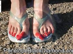 Penelope Black Diamond - Zilā bezjēdzīga kleita
