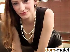 Self facial for this princess - dont tag doctor check training her on DOM-MATCH.COM
