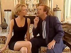 Elegant Rich Blond vixen force sauna small boys Fucks A Rich Man - WebCamRichMature.com