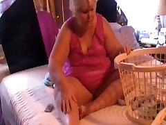 Bridget pussy and ass arse smelling pantys
