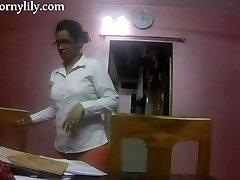 slutty intian sihteeri saa oncest movies toimistossa