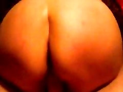 Amateur push back ass from DateMilfsdotnet Fucked POV