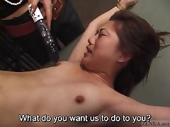 CFNF Japanese lesbian ben affleck nude sex with petite woman Subtitled