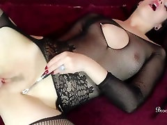 techar and subtend xxx videos Babe Brookelynne Briar Teases Her Tits And Finger Fucks Her Pussy