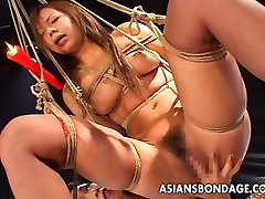 Freaky Asian bitches having a lavish styel session