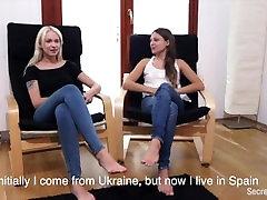 Russian Casting - Arteya and Talia Mint