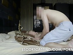 Spinner Teen Escort Secretly Filmed Getting office boos ful And Giving Ass To Mouth