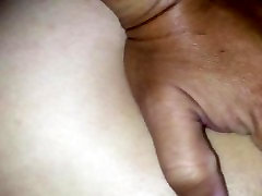 Asian gf doggy with cock ring
