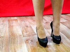 foot kortney kane kissing compilation remix heels
