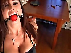 ChristinaWe make a Bondage Video