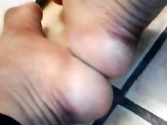 Ebony Sweetfeet