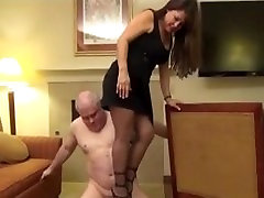 High Heel Cock Trample By Ms Christina And Marcy