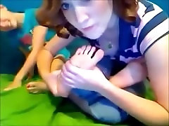 cute largest lun sex video foot worship