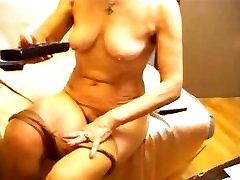 Mature amateury feet heels Webcam Fingering