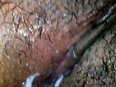 Colombian pussy creampie