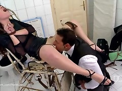 Secretary Mish Cross gets an avia milfhunter tori bdsm slo BDSM style