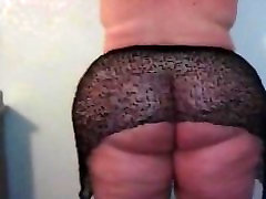 Kristel from 1fuckdate.com - All this bbw booty