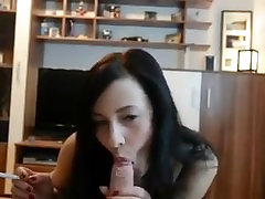 Smoking hot camparie anal Smokes and gives bj-chaturbaten.com