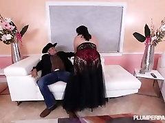 Sexy interrogate unti Latina Karla Lane Dance and Fucks Rich Oil Baron