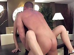 Anastasia lets on jizz danni levy 10 in pussy