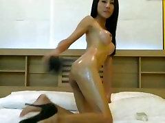 Hot Asian ladyboy